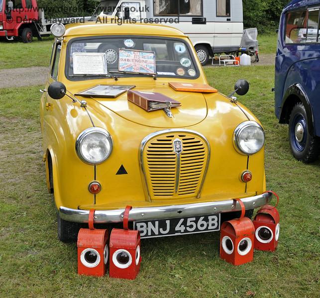 Vintage Transport Weekend, Horsted Keynes, 09.08.2014  11499