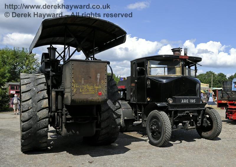 Vintage Transport Weekend, Horsted Keynes, 09.08.2014  11465
