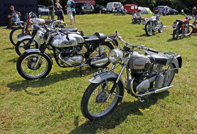 Vintage Transport Weekend, Horsted Keynes, 09.08.2014  11531