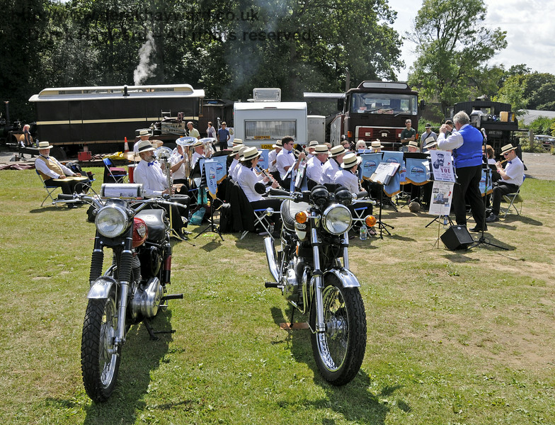 Vintage Transport Weekend, Horsted Keynes, 09.08.2014  11532