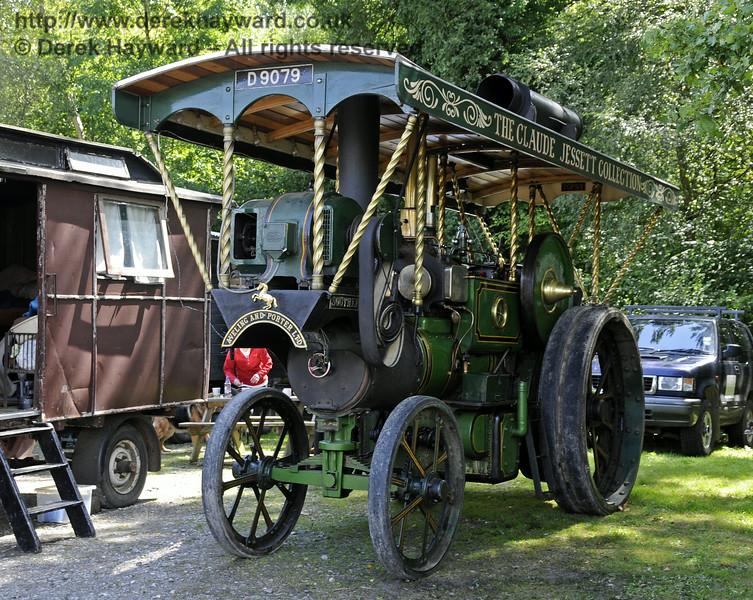 Vintage Transport Weekend, Horsted Keynes, 09.08.2014  11464