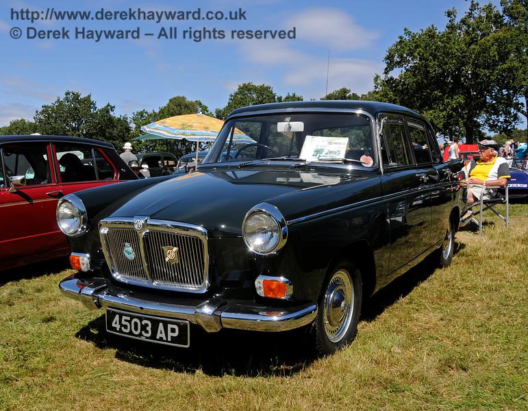 Vintage Transport Weekend, Horsted Keynes.  09.08.2015   13608