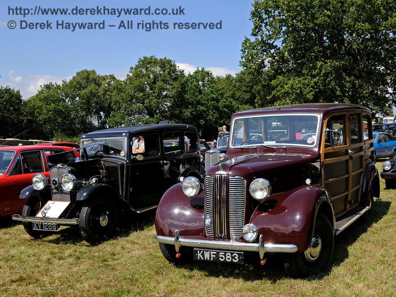 Vintage Transport Weekend, Horsted Keynes.  08.08.2015   13543