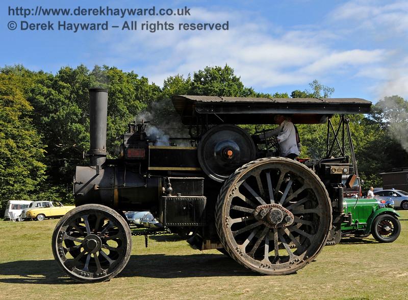 Vintage Transport Weekend, Horsted Keynes.  09.08.2015   13706