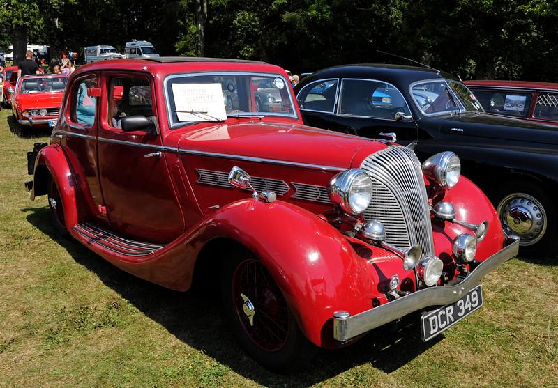 Vintage Transport Weekend, Horsted Keynes.  08.08.2015   13522