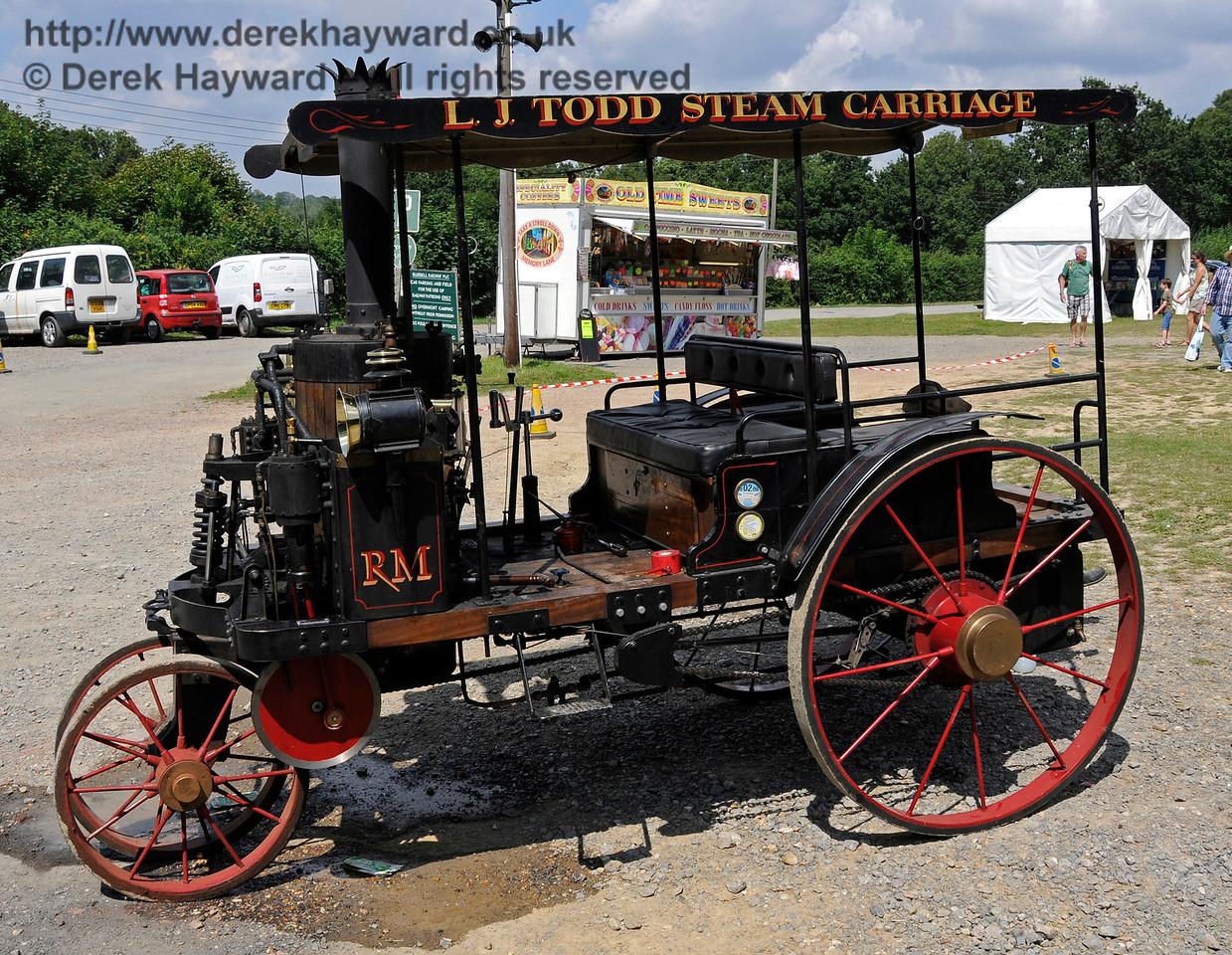 Vintage Transport Weekend, Horsted Keynes.  08.08.2015   13466
