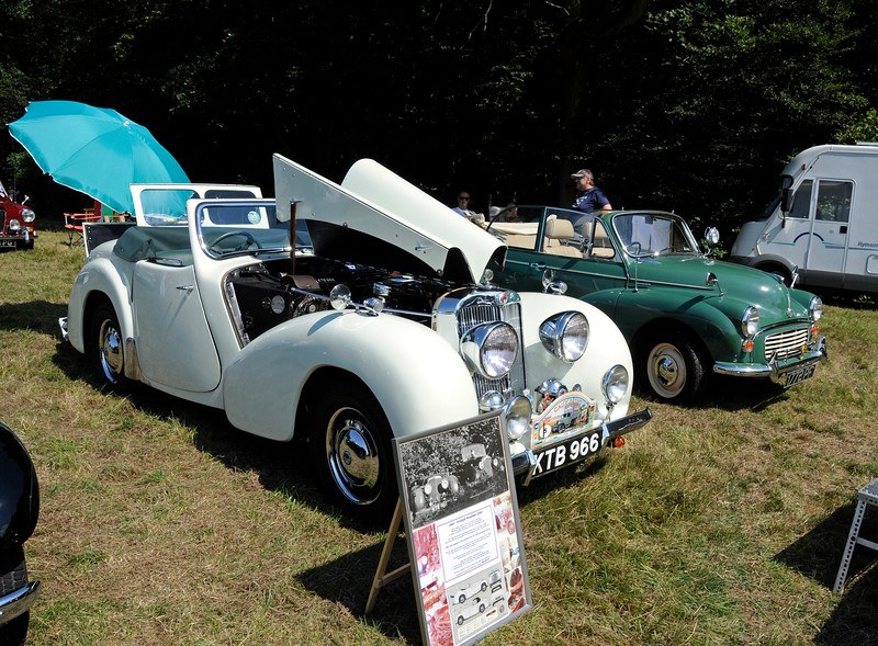 Vintage Transport Weekend, Horsted Keynes.  08.08.2015   13548