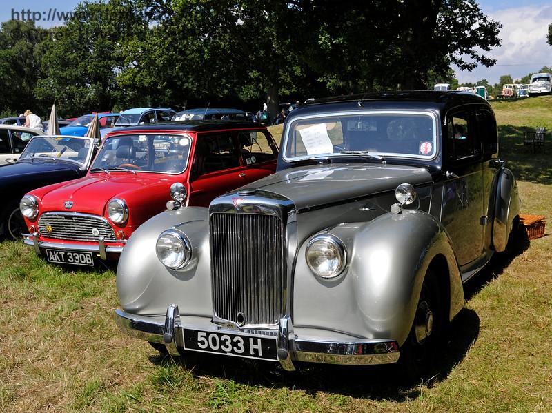 Vintage Transport Weekend, Horsted Keynes.  08.08.2015   13541