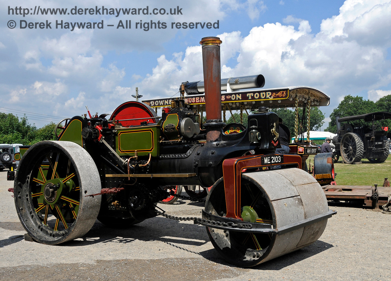 Vintage Transport Weekend, Horsted Keynes.  08.08.2015   13471