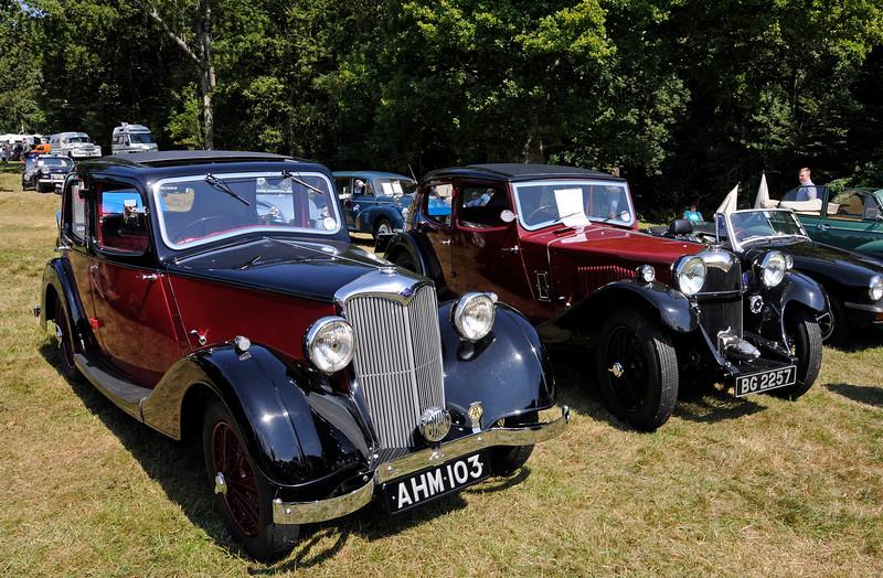Vintage Transport Weekend, Horsted Keynes.  08.08.2015   13536