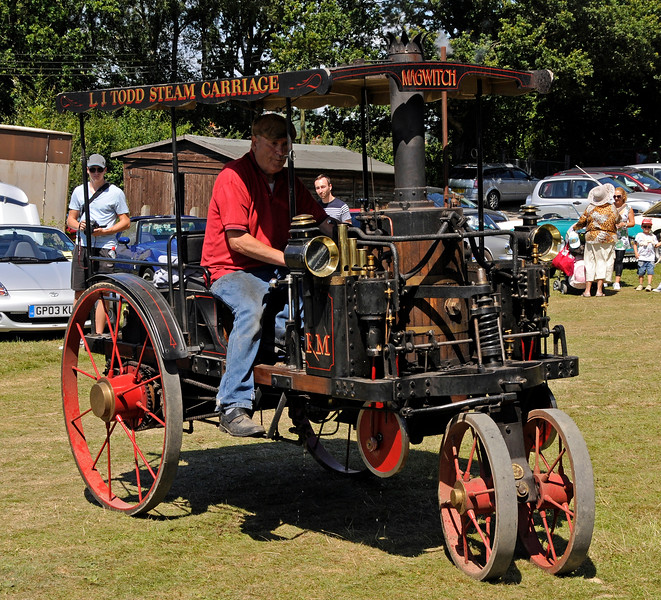 Vintage Transport Weekend, Horsted Keynes.  09.08.2015   13619