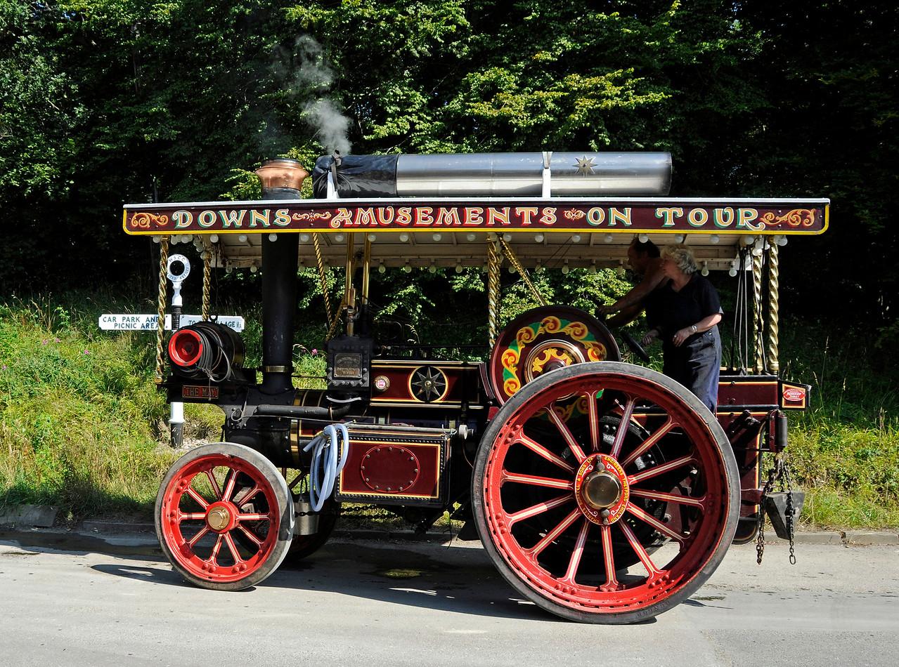 Vintage Transport Weekend, Horsted Keynes.  08.08.2015   13565