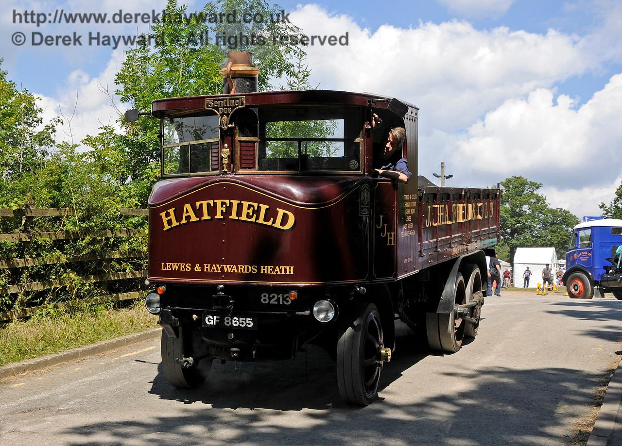 Vintage Transport Weekend, Horsted Keynes.  08.08.2015   13482