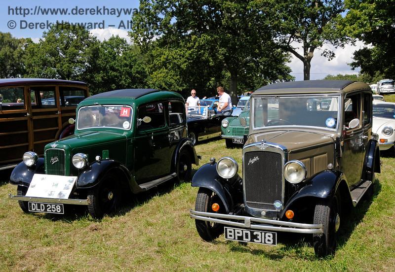 Vintage Transport Weekend, Horsted Keynes.  08.08.2015   13542