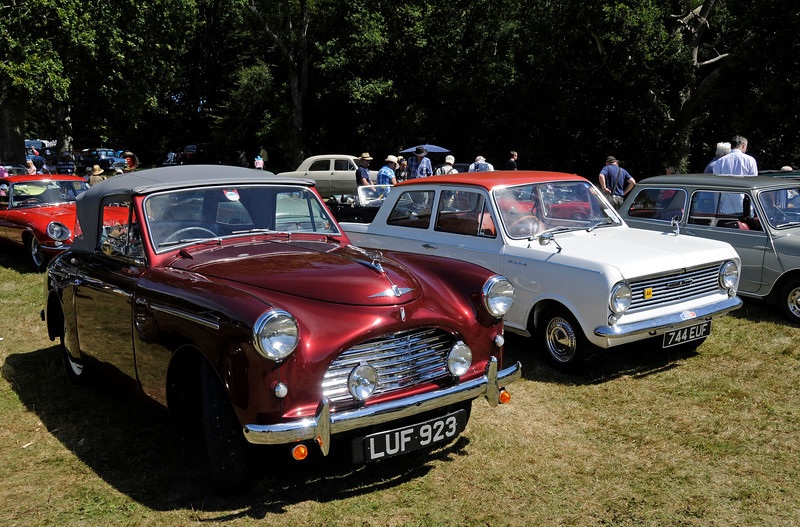 Vintage Transport Weekend, Horsted Keynes.  09.08.2015   13617