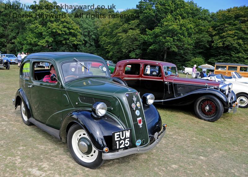 Vintage Transport Weekend, Horsted Keynes.  09.08.2015   13702