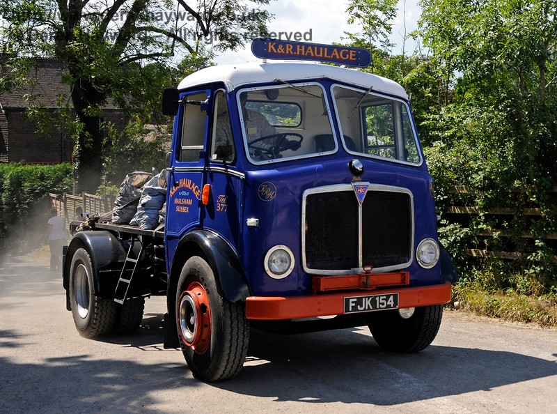 Vintage Transport Weekend, Horsted Keynes.  08.08.2015   13480