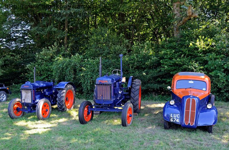 Vintage Transport Weekend, Horsted Keynes.  09.08.2015   13587