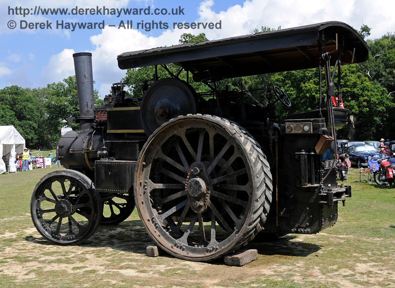 Vintage Transport Weekend, Horsted Keynes.  08.08.2015   13472