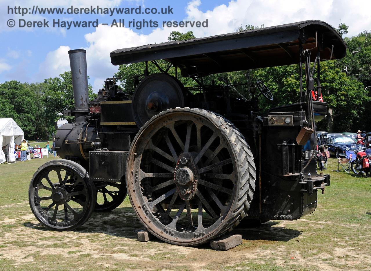 Vintage Transport Weekend, Horsted Keynes.  08.08.2015   13472