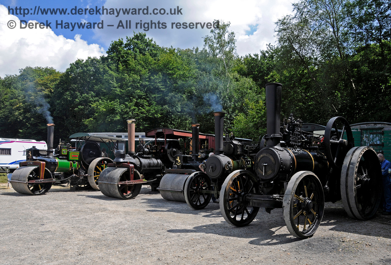 Vintage Transport Weekend, Horsted Keynes.  08.08.2015   13463