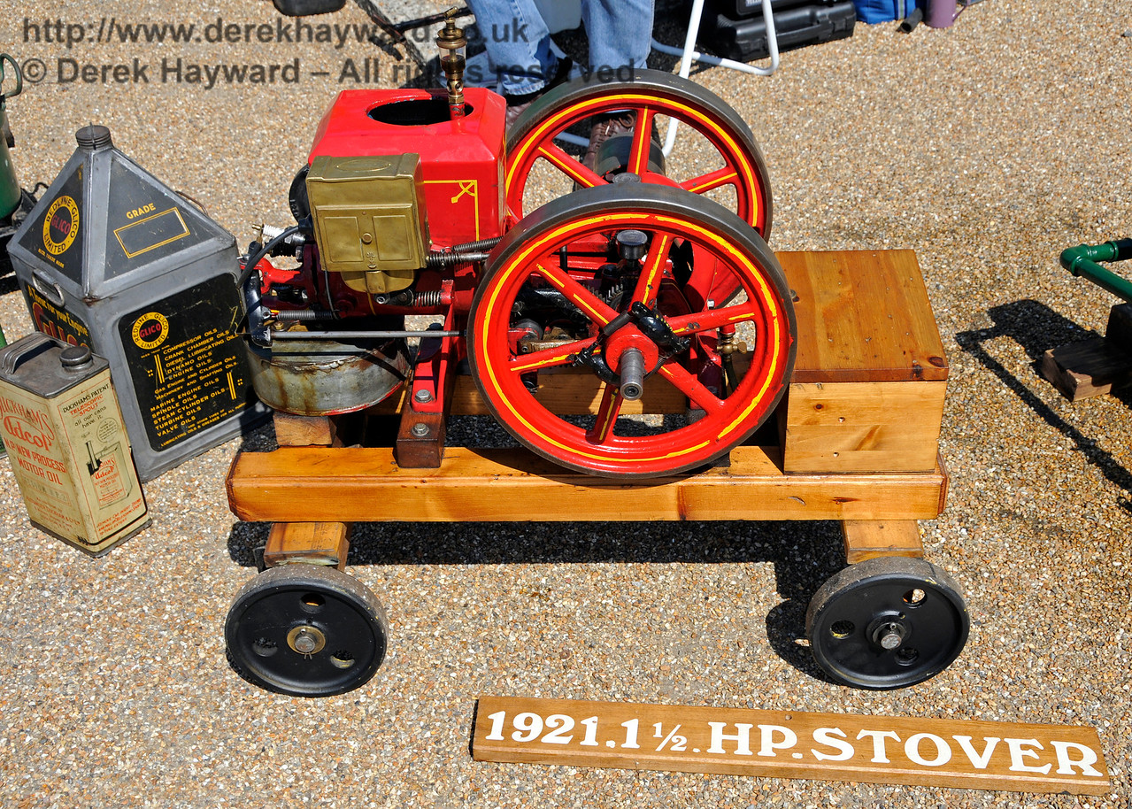 Vintage Transport Weekend, Horsted Keynes.  08.08.2015   13500