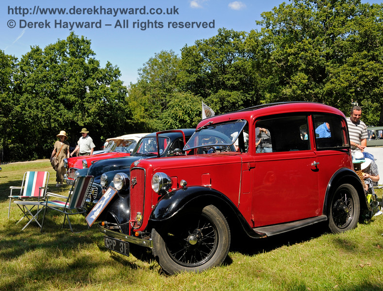Vintage Transport Weekend, Horsted Keynes.  09.08.2015   13594