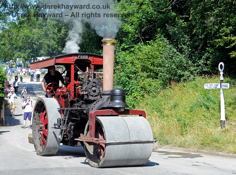 Vintage Transport Weekend, Horsted Keynes.  08.08.2015    11809
