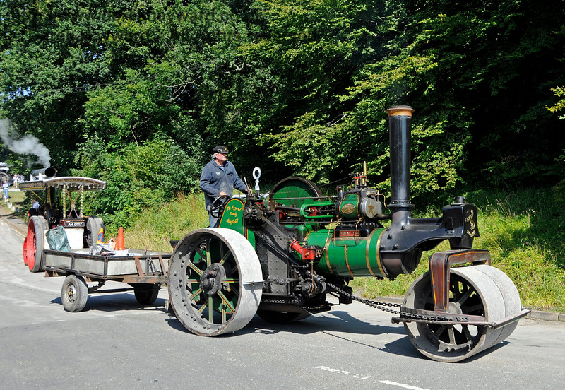 Vintage Transport Weekend, Horsted Keynes.  08.08.2015   13571