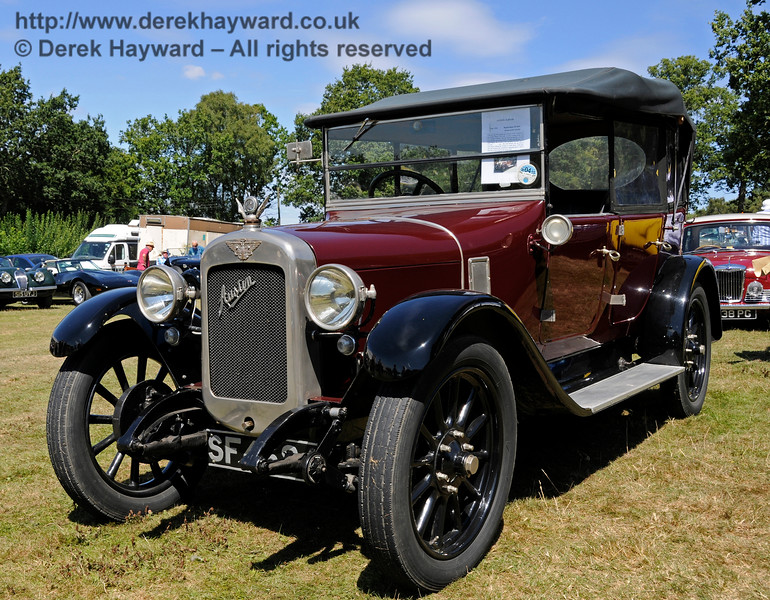 Vintage Transport Weekend, Horsted Keynes.  09.08.2015   13607