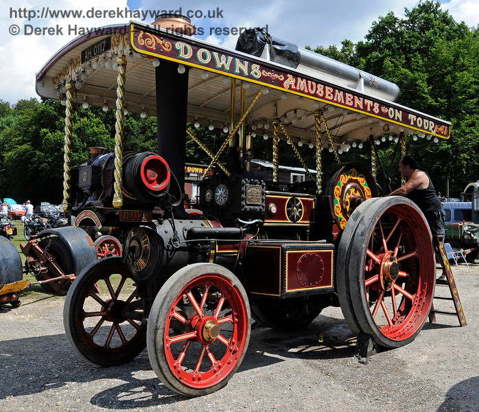 Vintage Transport Weekend, Horsted Keynes.  08.08.2015   13469