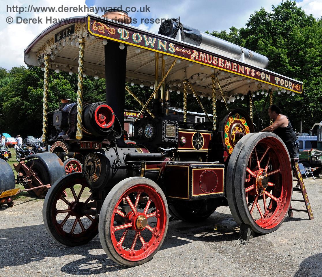 Vintage Transport Weekend, Horsted Keynes.  08.08.2015   13469