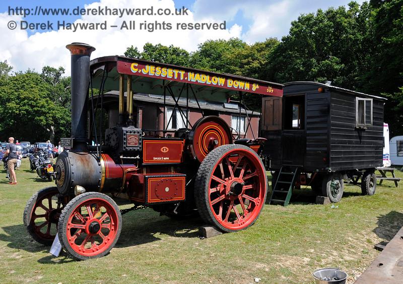 Vintage Transport Weekend, Horsted Keynes.  08.08.2015  13467