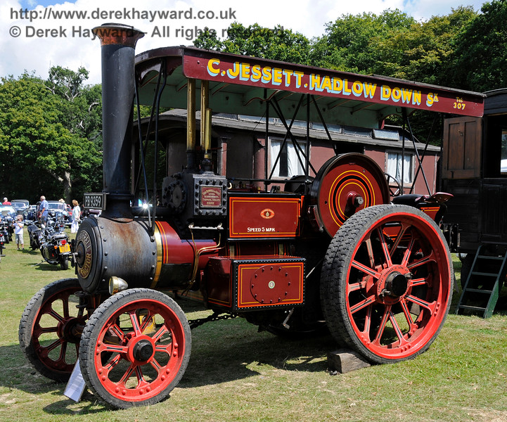 Vintage Transport Weekend, Horsted Keynes.  08.08.2015   13468