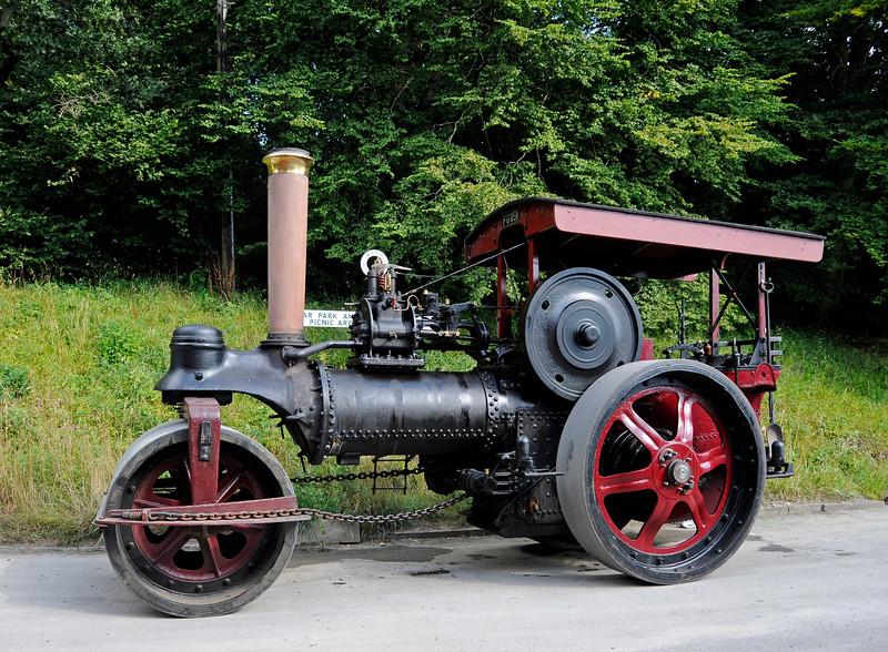Vintage Transport Weekend, Horsted Keynes.  08.08.2015   13578