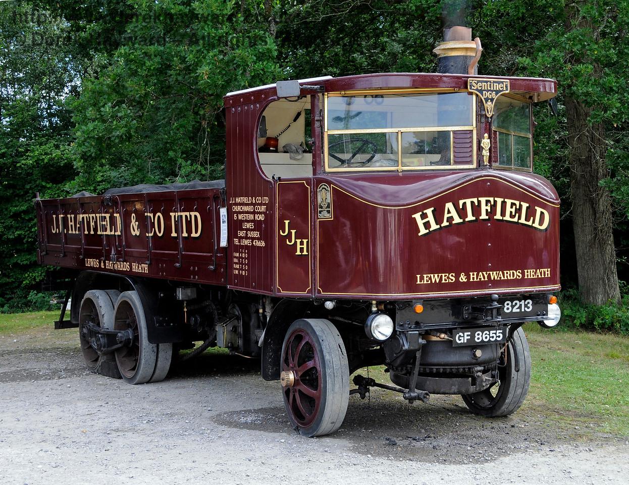 Vintage Transport Weekend, Horsted Keynes.  09.08.2015   13631