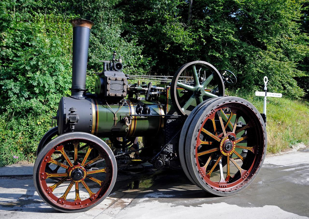 Vintage Transport Weekend, Horsted Keynes.  08.08.2015   13579