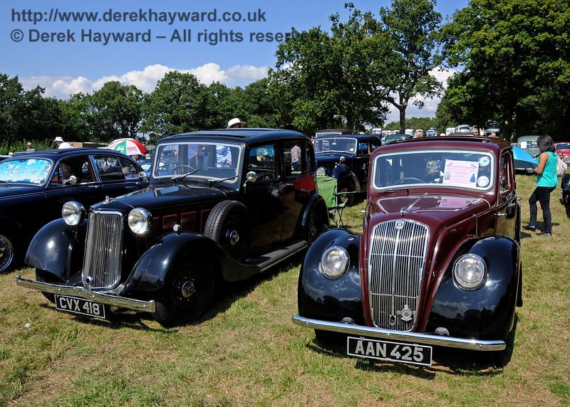 Vintage Transport Weekend, Horsted Keynes.  08.08.2015   13549