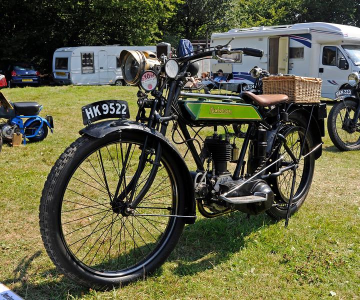 Vintage Transport Weekend, Horsted Keynes.  08.08.2015   13562