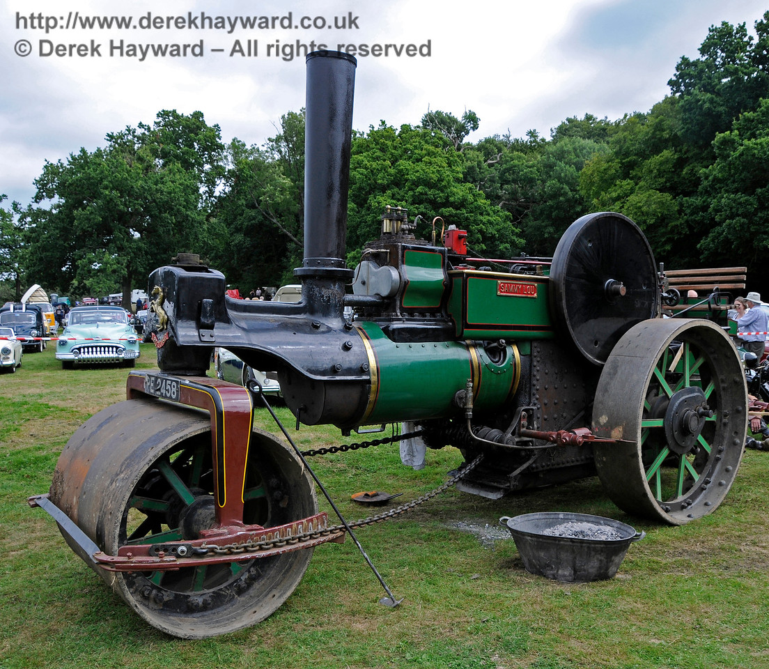 Vintage Transport Weekend, Horsted Keynes, 13.08.2016  15992