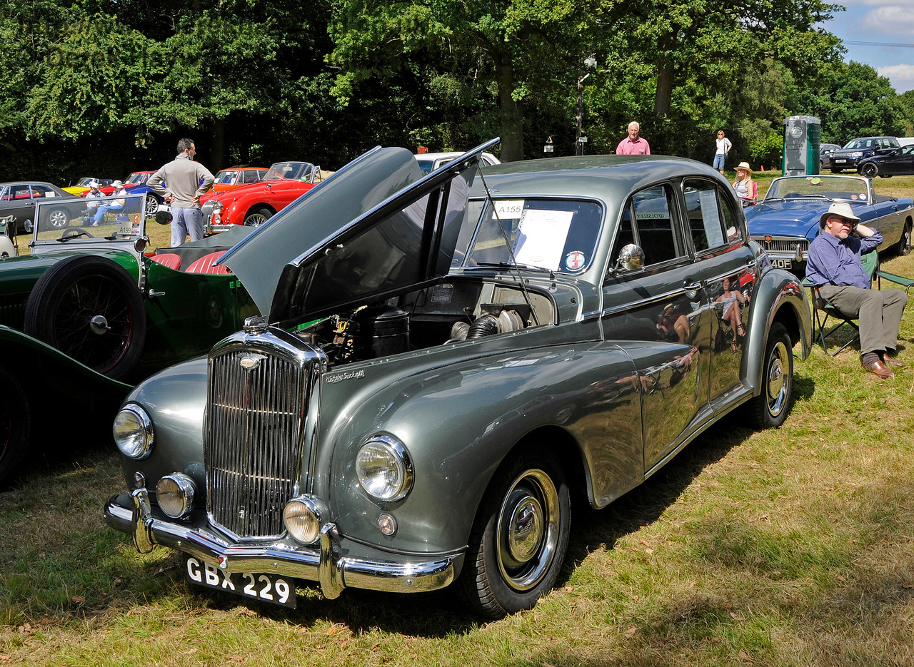 Vintage Transport Weekend, Horsted Keynes, 14.08.2016  16157