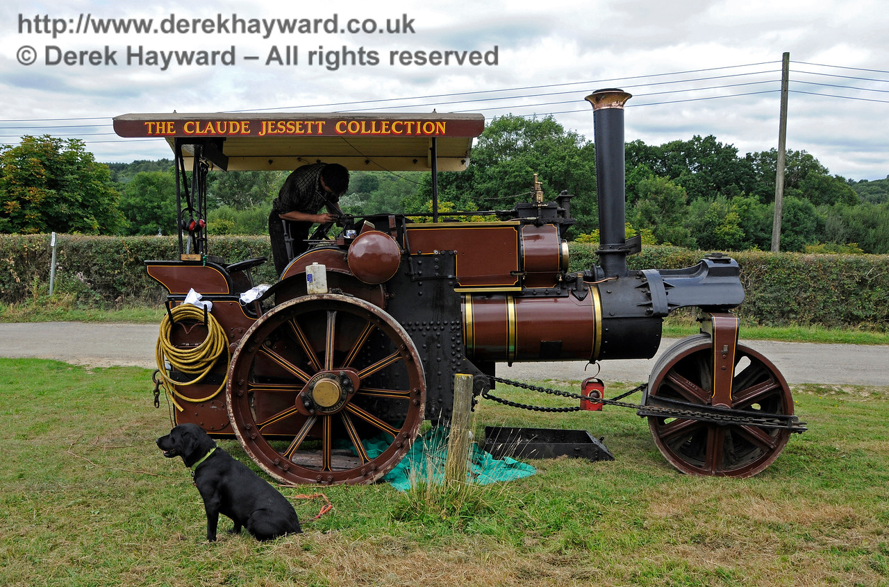 Vintage Transport Weekend, Horsted Keynes, 13.08.2016  15990