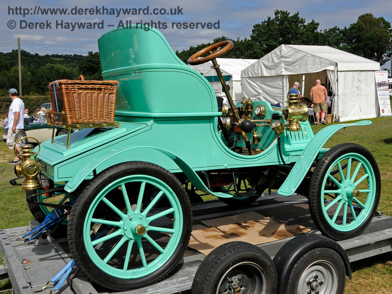 Vintage Transport Weekend, Horsted Keynes, 14.08.2016  16075
