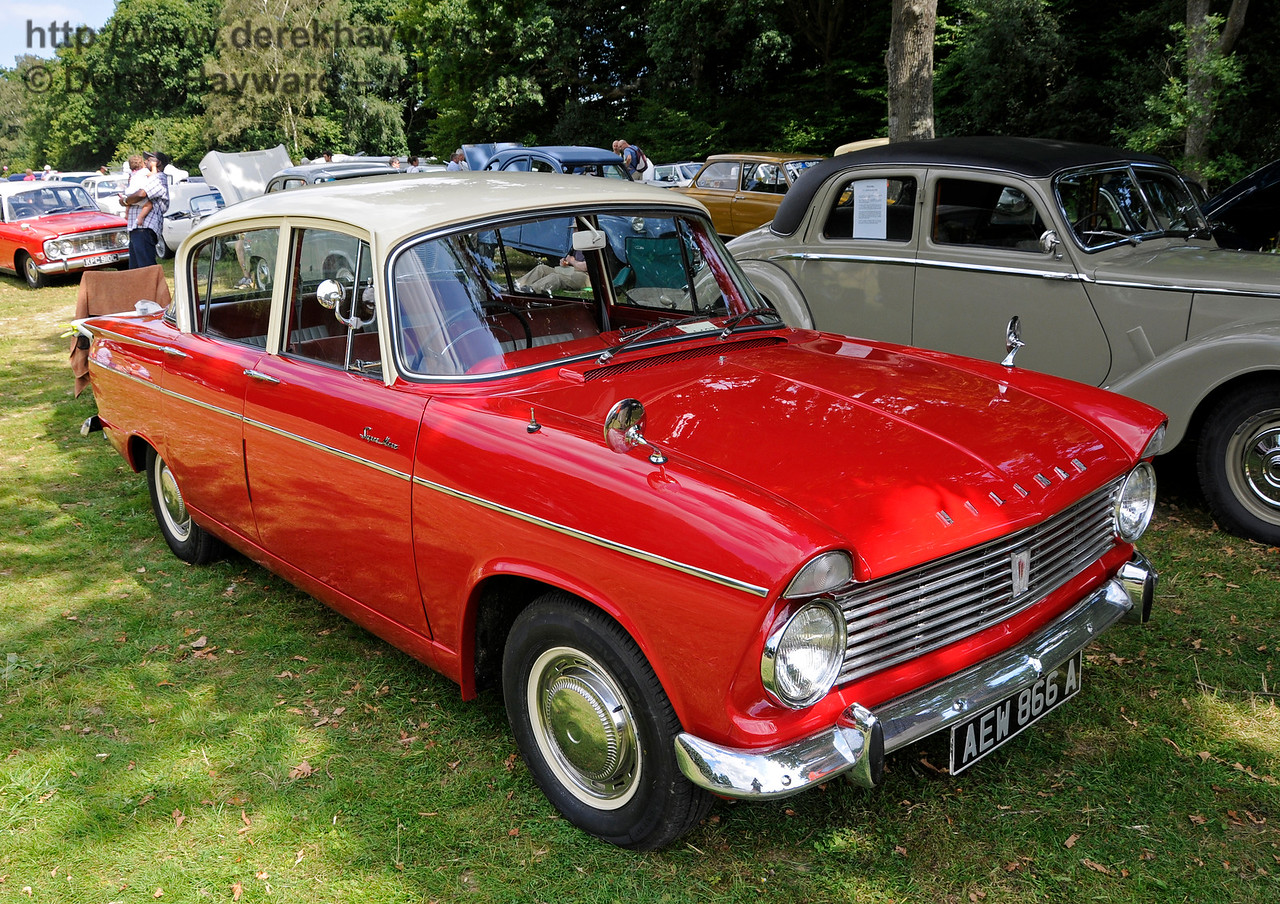 Vintage Transport Weekend, Horsted Keynes, 14.08.2016  16161