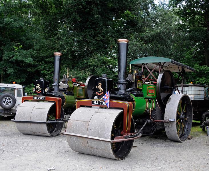 Vintage Transport Weekend, Horsted Keynes, 13.08.2016  15984