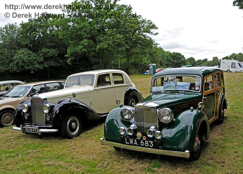 Vintage Transport Weekend, Horsted Keynes, 13.08.2016  16005