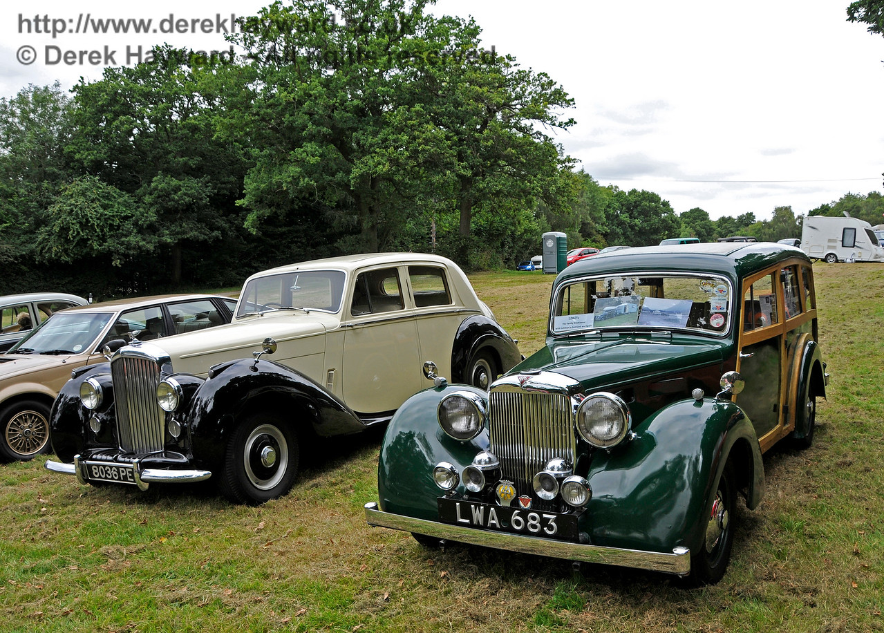 Vintage Transport Weekend, Horsted Keynes, 13.08.2016  16005