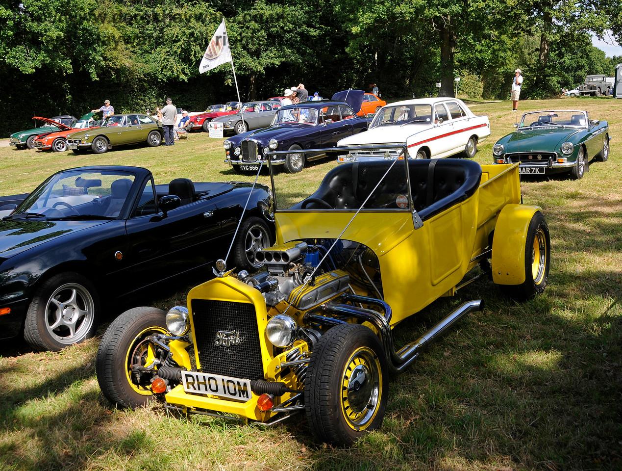 Vintage Transport Weekend, Horsted Keynes, 14.08.2016  16115