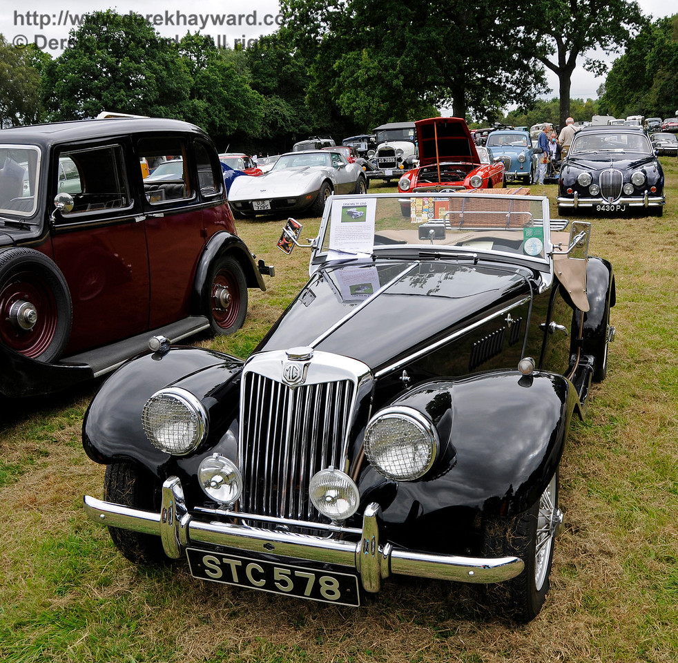 Vintage Transport Weekend, Horsted Keynes, 13.08.2016  16021