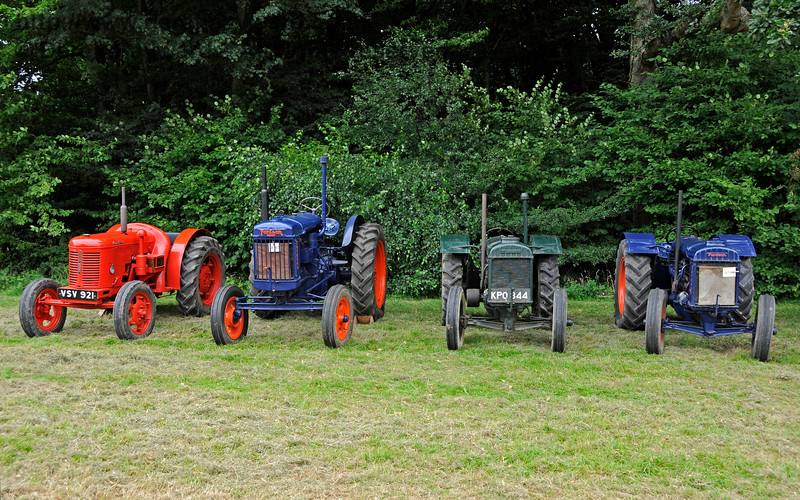Vintage Transport Weekend, Horsted Keynes, 13.08.2016  16007